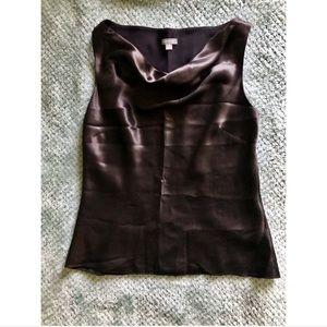 Ann Taylor silk cami top blouse